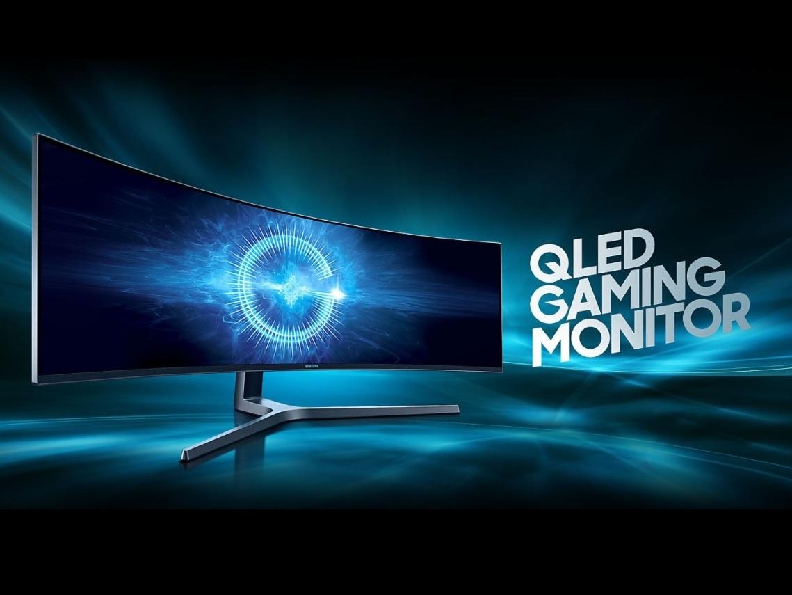 Samsung C49HG90DMU: Gaming Monitor Mit 49 Zoll Ist