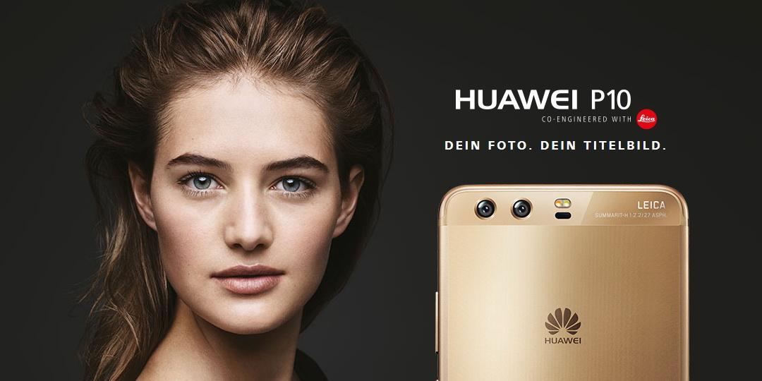 Huawei P10 Lite ist offiziell: Das kann das Smartphone