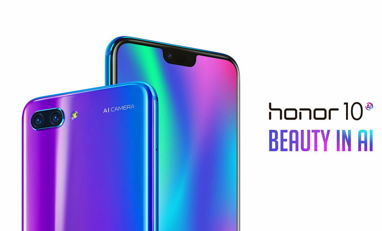 Honor 10: Highend für 399 Euro