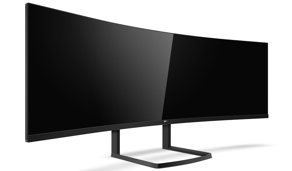 ifa 2017 philips monitore 436m6vbpab 328p8k und 492p8. Black Bedroom Furniture Sets. Home Design Ideas