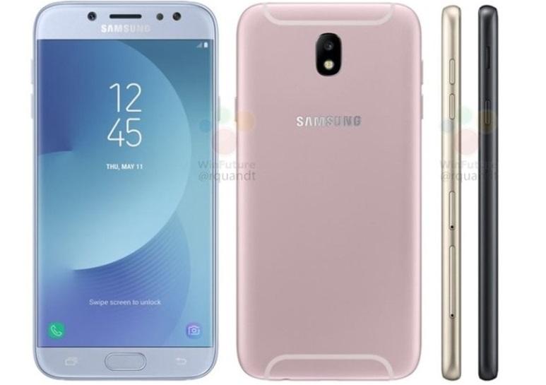 Samsung Galaxy J5 2017 Und J7 Sind Bereits In Hands