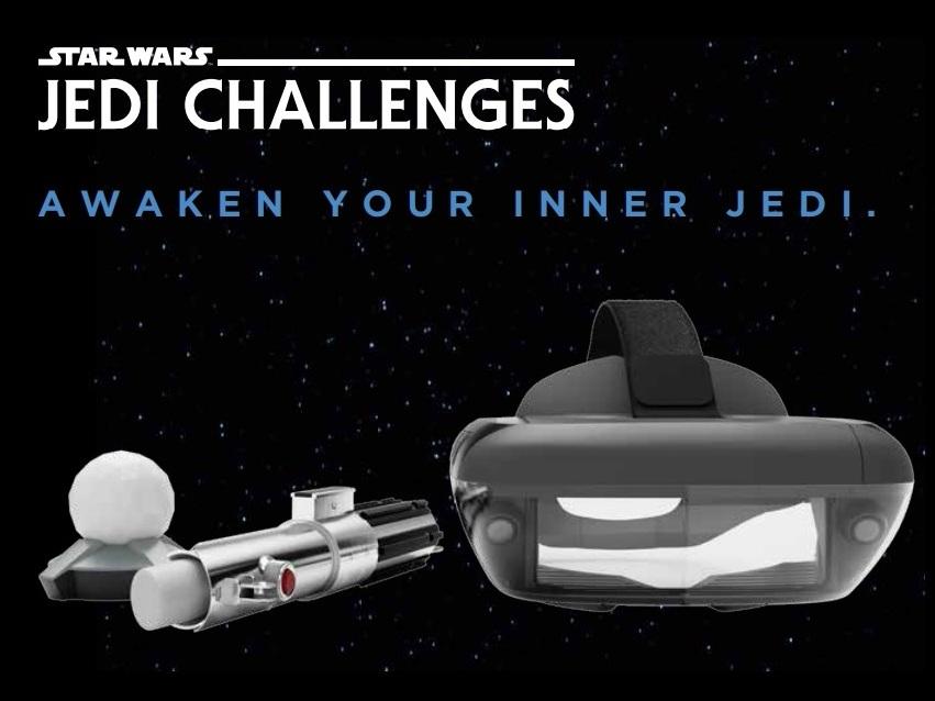 Star Wars - Jedi Challenges: Dieses AR-Handyspiel macht Sie zum Jedi!