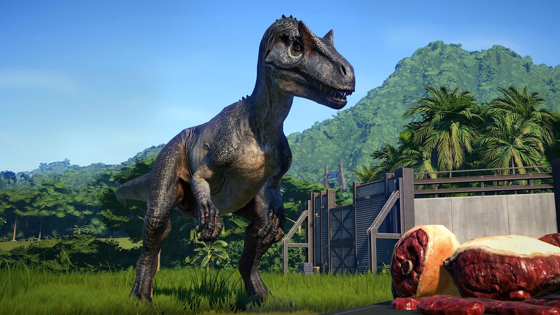 Spielecharts: Die Dinos sind los - Jurassic World Evolution