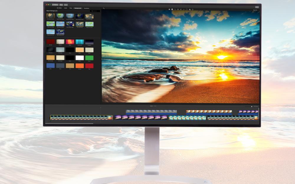 CES 2017 | LG bringt Monitore mit 4K, HDR10, USB Typ-C & Chromecast