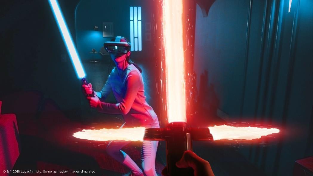 Lenovo verfällt der Dunklen Seite: Kylo Rens Lichtschwert ...