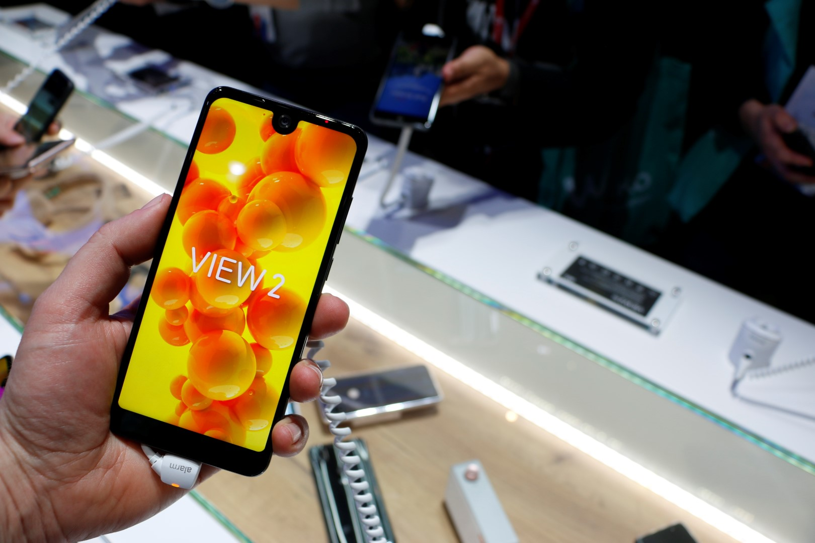 Auch Wiko View 2 Pro Mit Notch Hands On Video