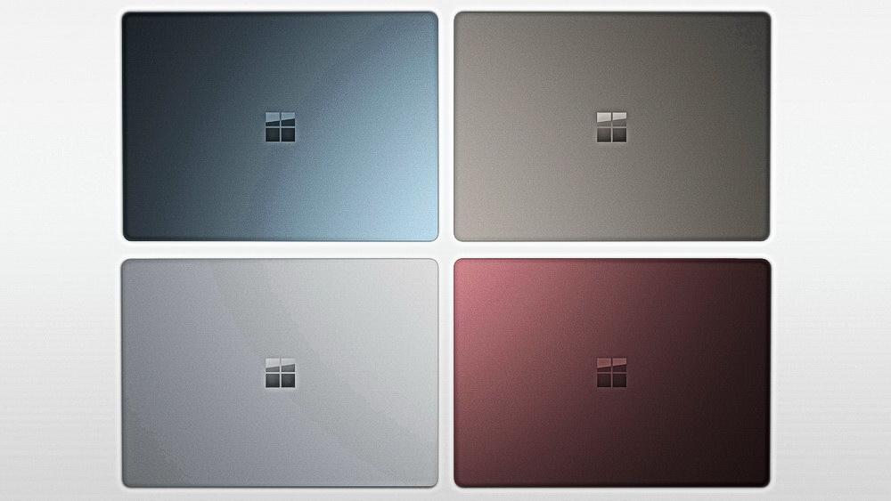 Microsoft Surface Laptop Amp Surface Pen Weitere Farben Fur
