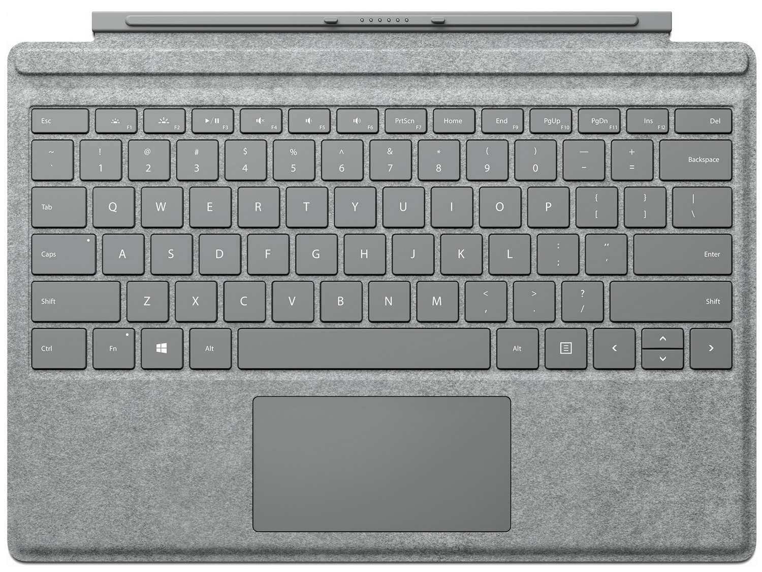 Microsoft Signature Type Cover F 252 R Surface Pro 4