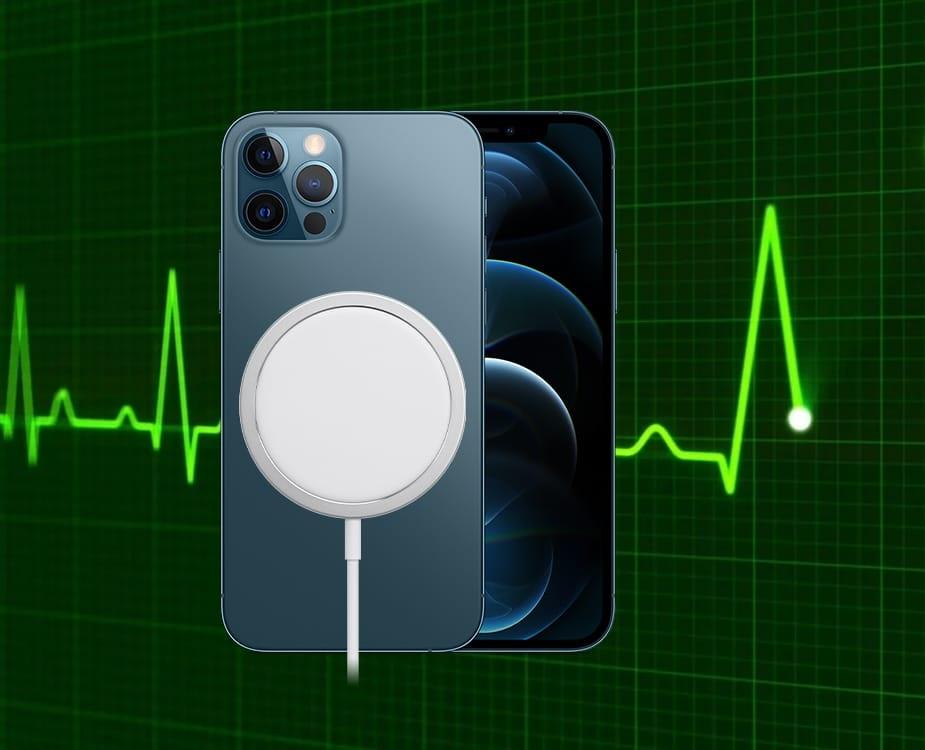 Nicht nur wegen MagSafe im iPhone 12: Ärzte und Apple warnen vor gefährlichen Interaktionen zwischen Smartphones und Herzschrittmachern oder Defibrillatoren - Notebookcheck.com