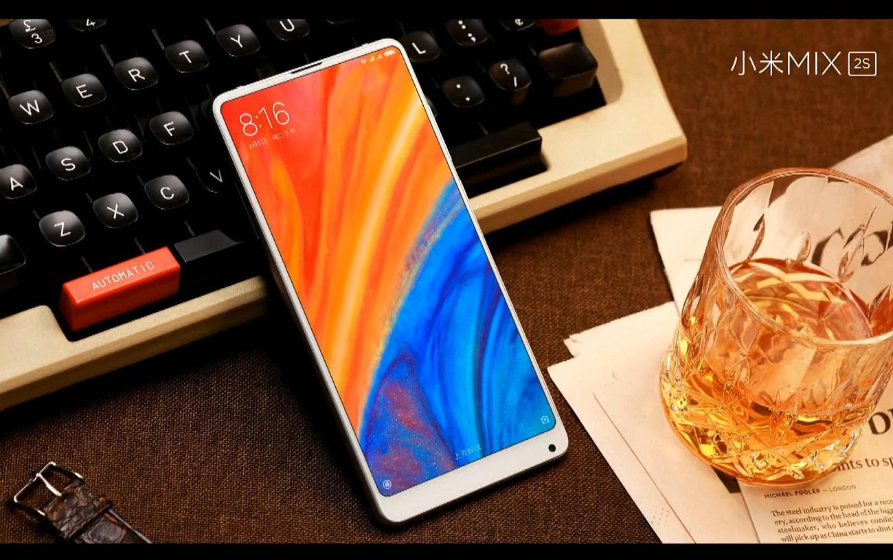 Xiaomi Mi Mix 2s Offiziell Starkes Upgrade Im Zeitlosen Design Hat Das Ordentlich Aufgemotzt Und Wird Es Als Ab Etwa