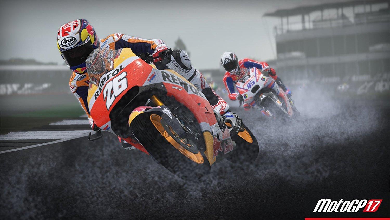 Top Games-Charts KW 24: MotoGP 17 rast auf Platz 3 - Notebookcheck.com News