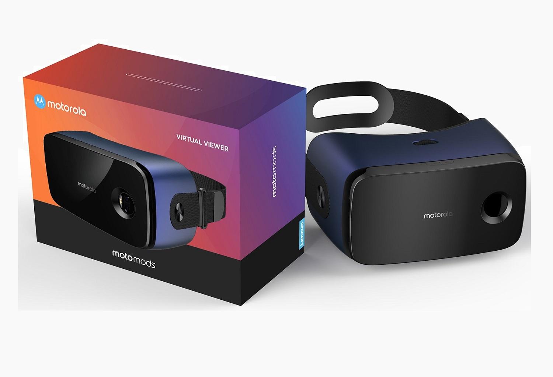 motorola virtual viewer vr headset als motomod f rs moto. Black Bedroom Furniture Sets. Home Design Ideas