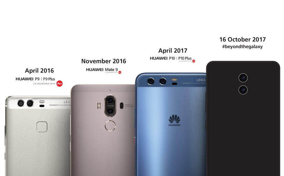 huawei mate 10 neue teaser mit hashtag gegen samsung 39 s galaxy news. Black Bedroom Furniture Sets. Home Design Ideas