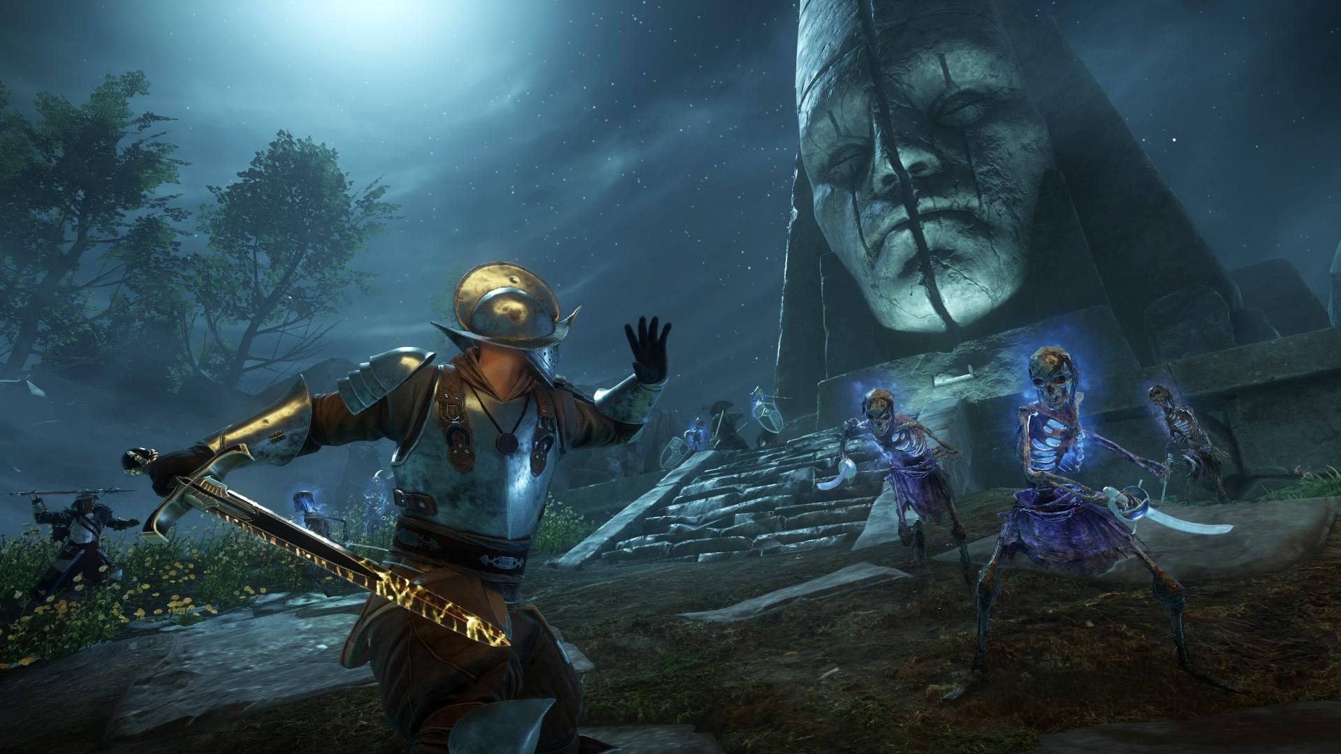 Amazon Games: Erstes MMO New World erscheint im Mai 2020 ...