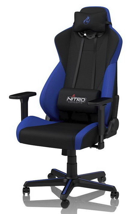 nitro concepts s300 stabile und bunte gaming sessel f r 250 euro news. Black Bedroom Furniture Sets. Home Design Ideas