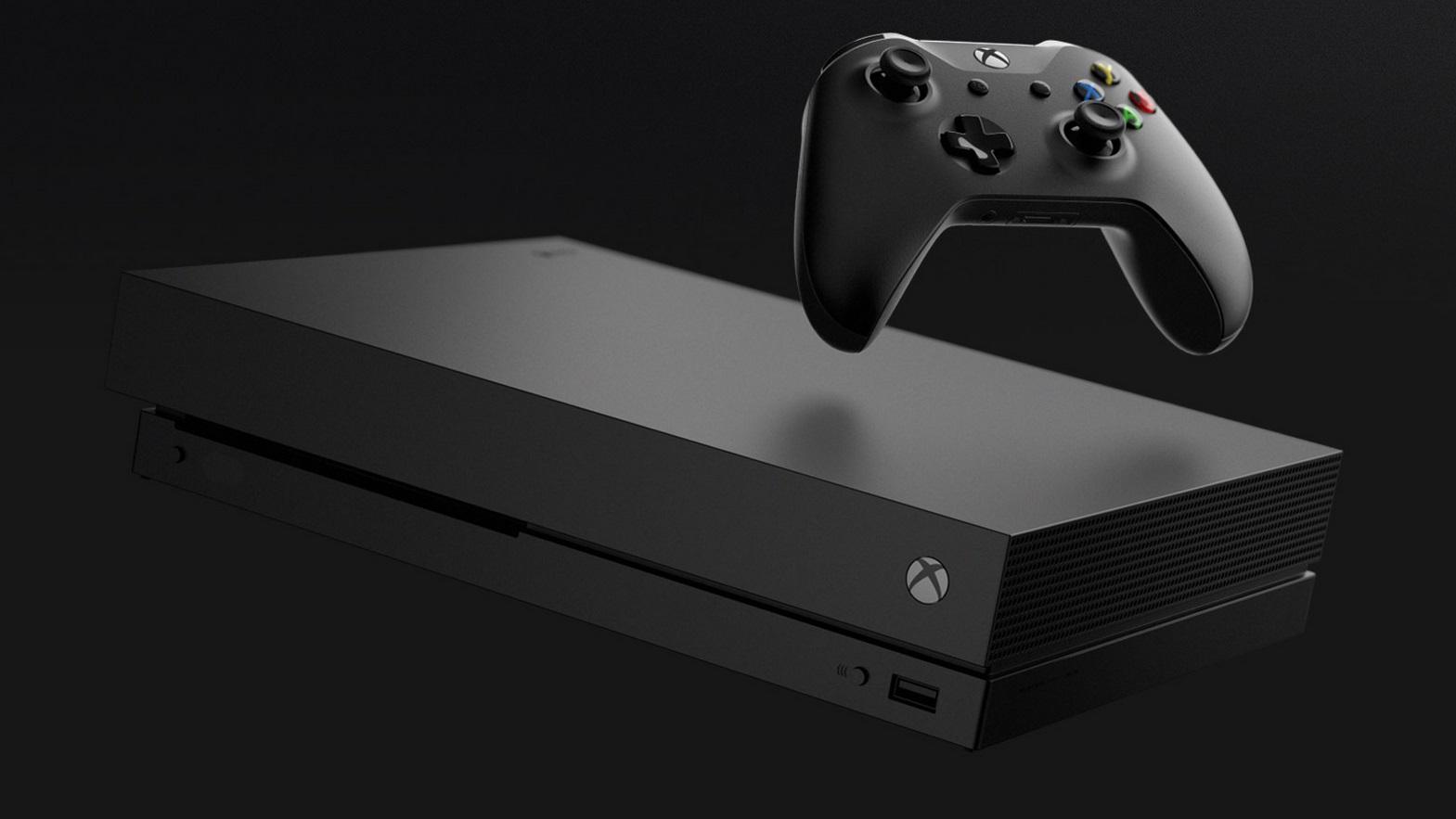 Xbox One X vorbestellen: Pre-Order ab sofort möglich
