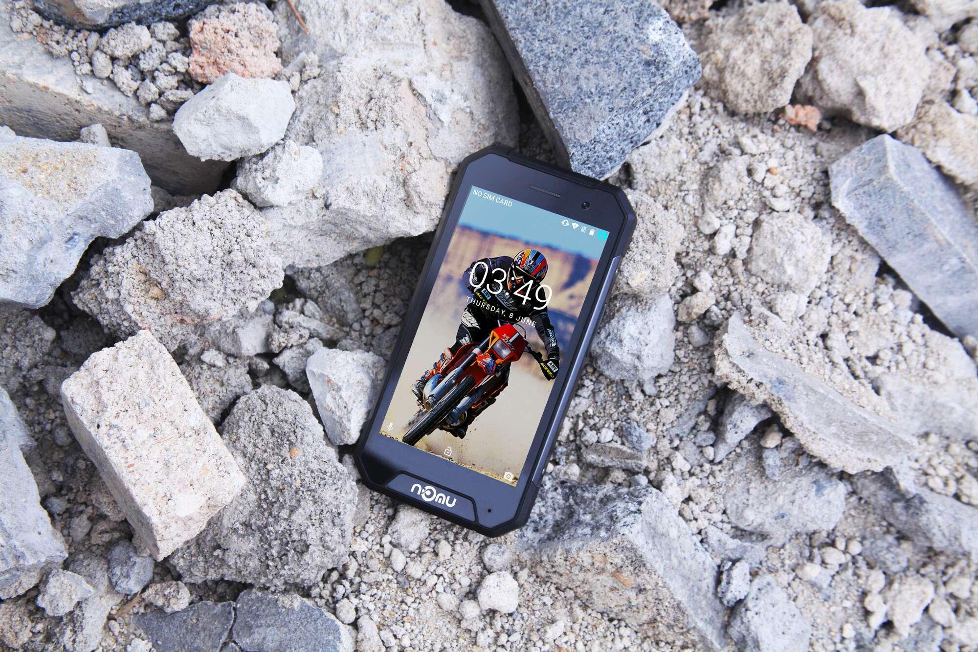 nomu s30 mini kleines outdoor smartphone kommt im juli news. Black Bedroom Furniture Sets. Home Design Ideas