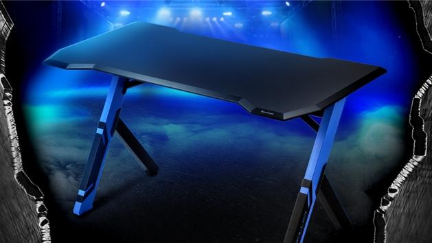 Sharkoon Skiller Sgd1 Robuster Gaming Desk Für 229 Euro Notebookcheck Com News