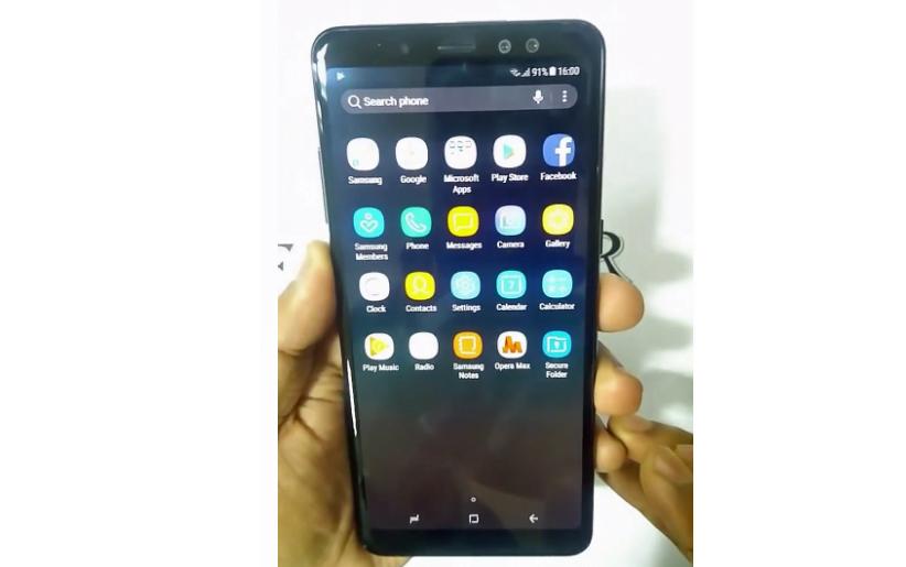Vivo stellt erstes Smartphone mit Fingerabdrucksensor im Display vor