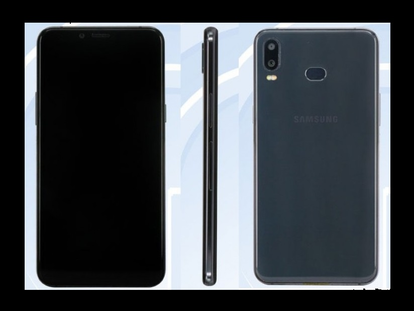 Samsung Galaxy A6s Galaxy P30 Specs Des Neuen Midrangers Geleakt