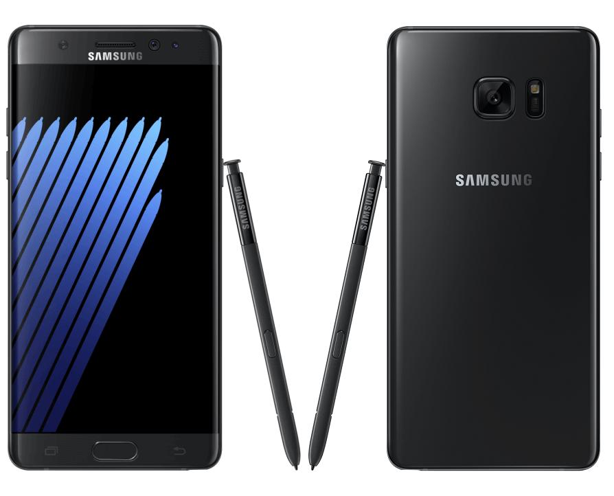 Samsung Galaxy Note 7 edge: Erstes Smartphone mit Gorilla ...