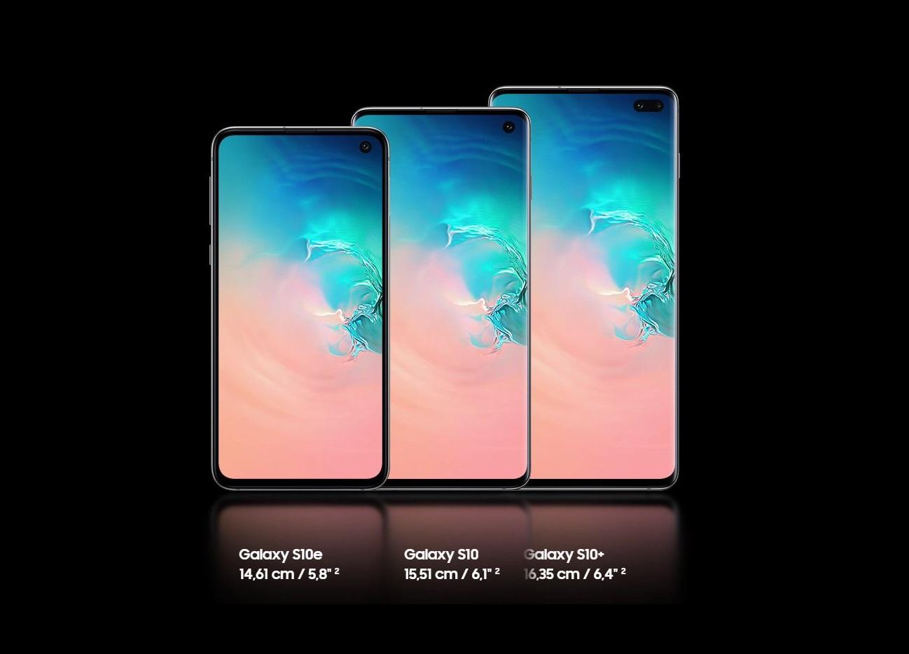 Unterschied Samsung Galaxy S10 Und S10e