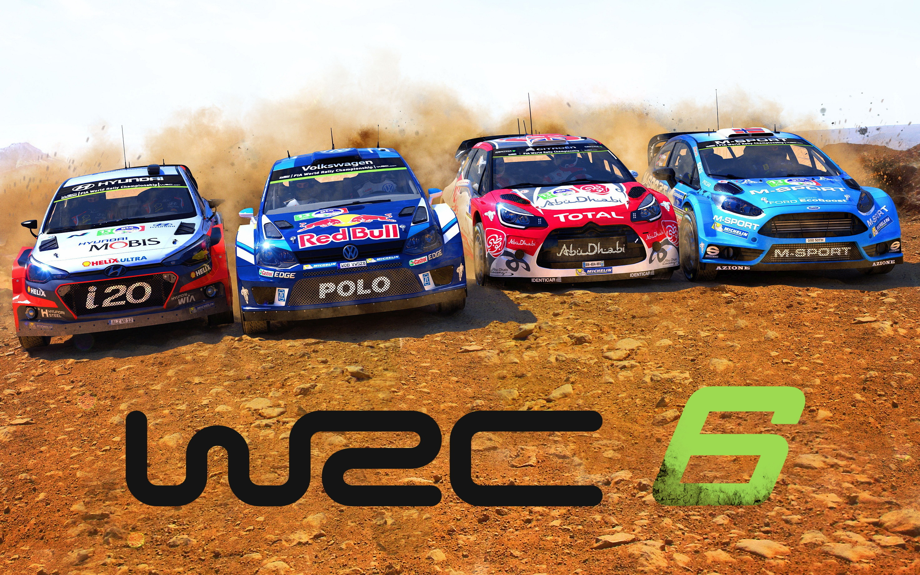 Games Wrc 6 Deluxe Edition Auf Steam News Sony Ps4 Fia World Rally Championship