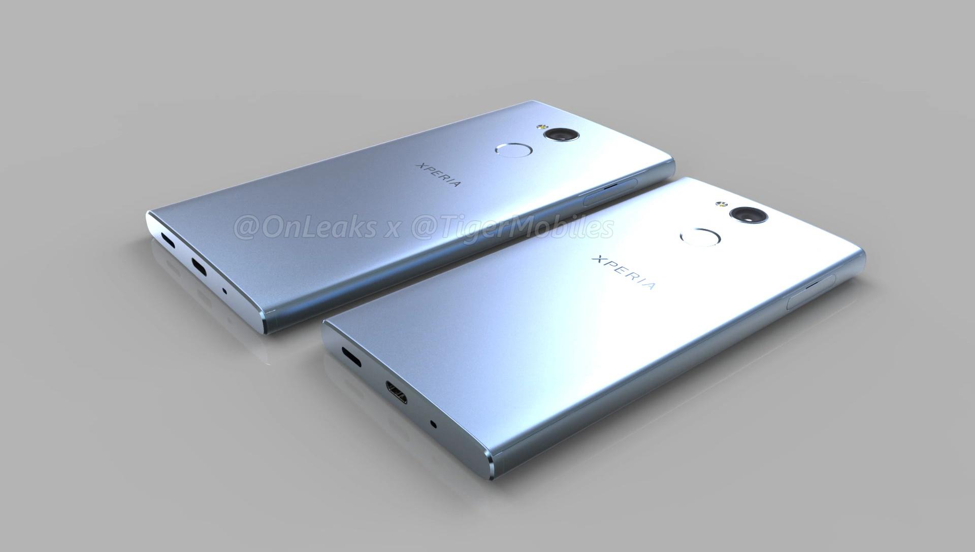 Sony Xperia Xa2 Xa2 Ultra Amp L2 360 Grad Videos Zeigen