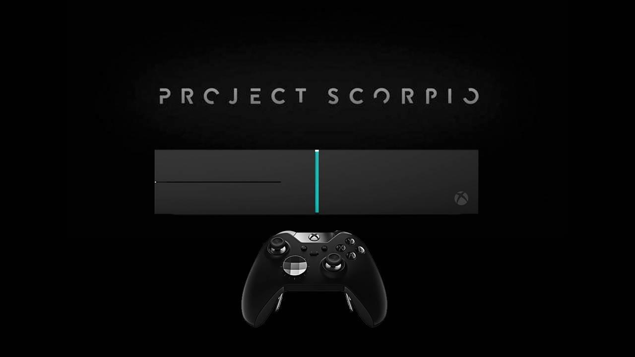 Geru00fccht: Xbox Scorpio kommt offenbar mit potenter Hardware ...