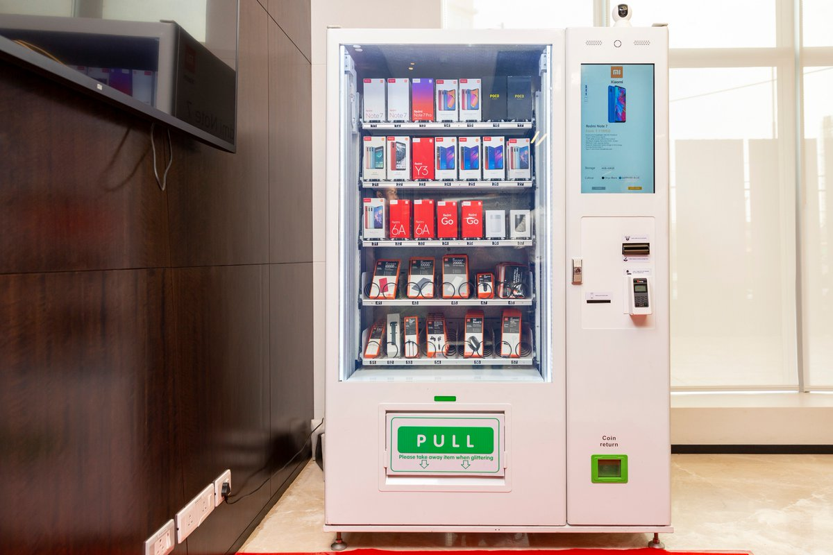 Handy Automat