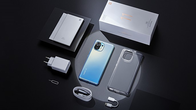 Xiaomi: Vorverkaufsstart des Mi 11 Handys mit Hammer Pre-Sales Angebot