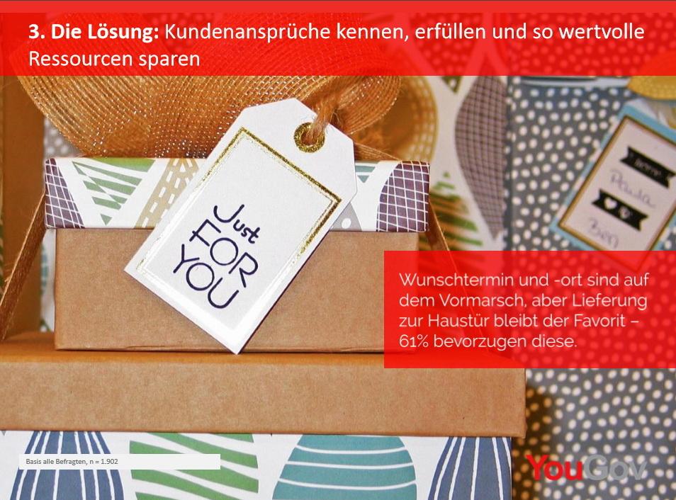 paketlieferung wunschtermin wichtiger als lieferung am selben tag news. Black Bedroom Furniture Sets. Home Design Ideas