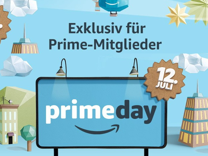 amazon prime day vorschau auf angebote notebookcheck. Black Bedroom Furniture Sets. Home Design Ideas