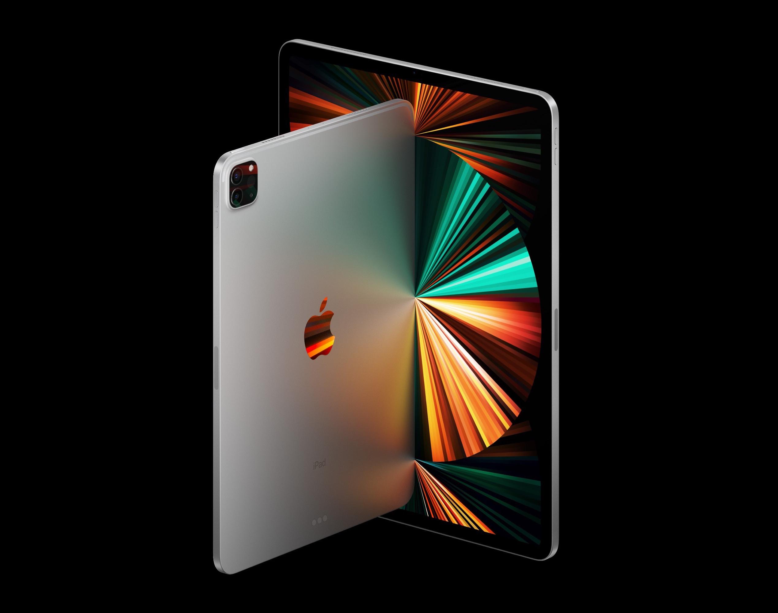 Apple enthüllt das iPad Pro 2021 mit Mini-LED-Display, M1 ...