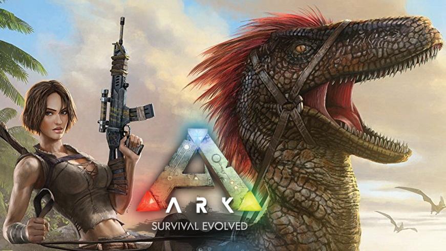 top games charts kw 35 die dinos sind los ark survival. Black Bedroom Furniture Sets. Home Design Ideas