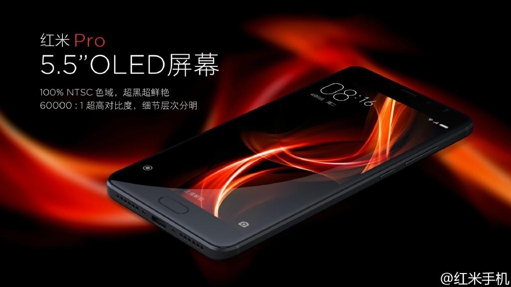 Xiaomi Redmi Pro Dual Kamera Und Oled Screen Ab 205 Euro Notebookcheck Com News