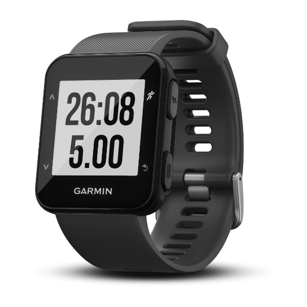 garmin forerunner 30 gps fitnessuhr f r einsteiger. Black Bedroom Furniture Sets. Home Design Ideas