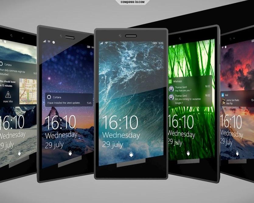 Microsoft Surface Phone M 246 Glicherweise Erst 2018