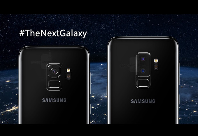 samsung galaxy s9 verpackung soll spannende neue features. Black Bedroom Furniture Sets. Home Design Ideas