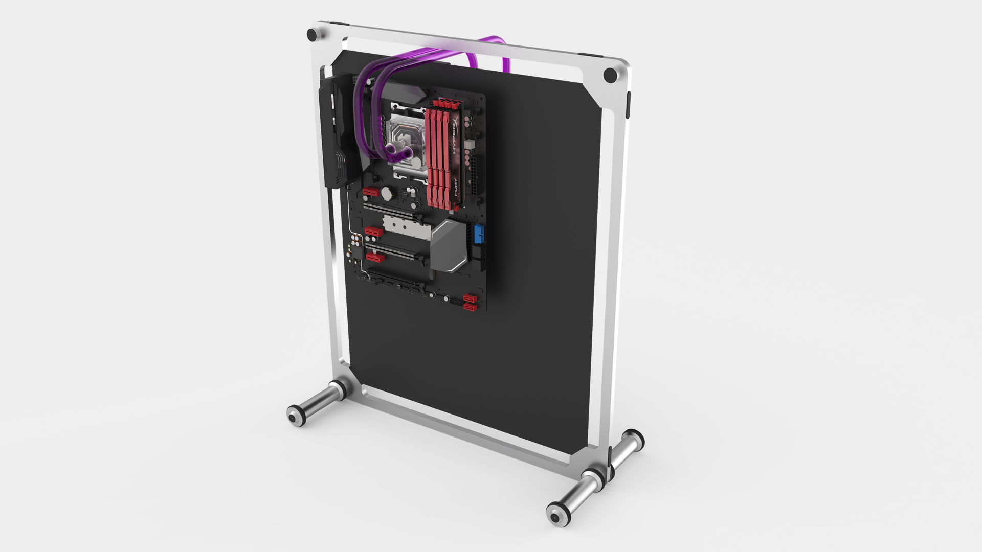 streacom canvas case neues pc geh use basiert auf starken. Black Bedroom Furniture Sets. Home Design Ideas
