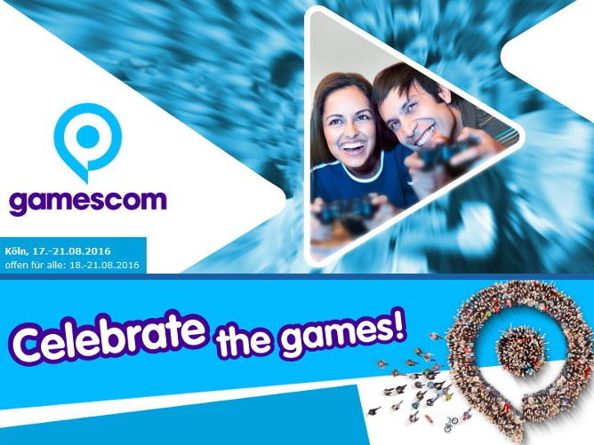 Gamescom Ticket Freitag