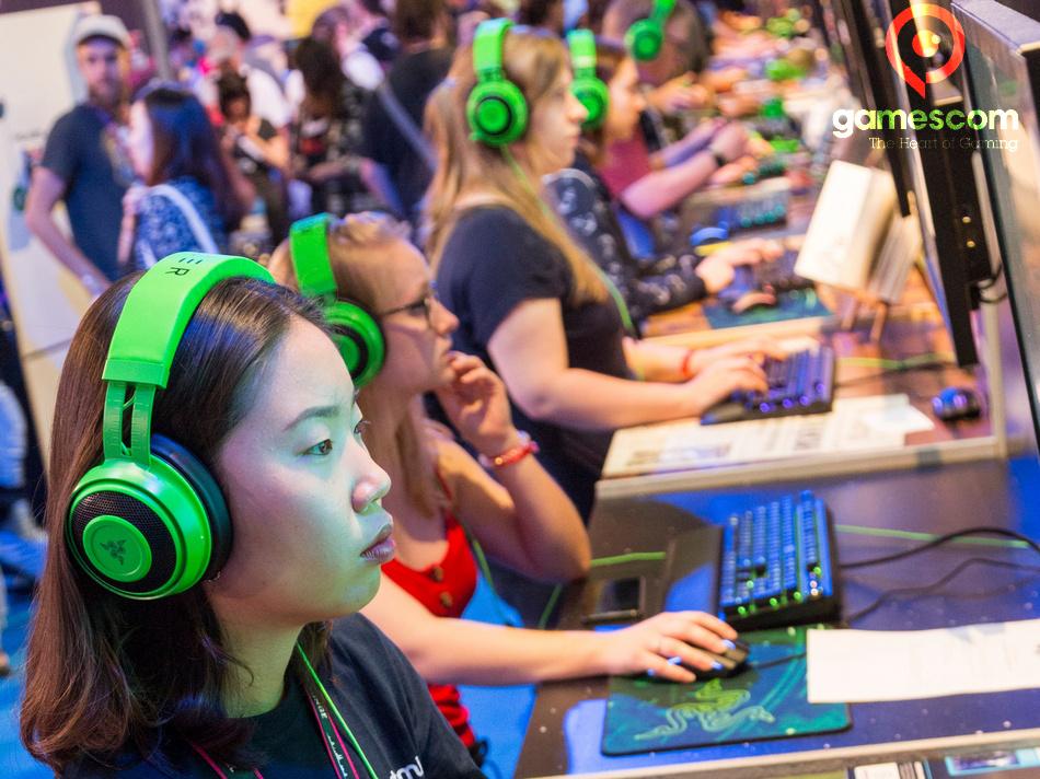 Gamescom 2020 Besucher