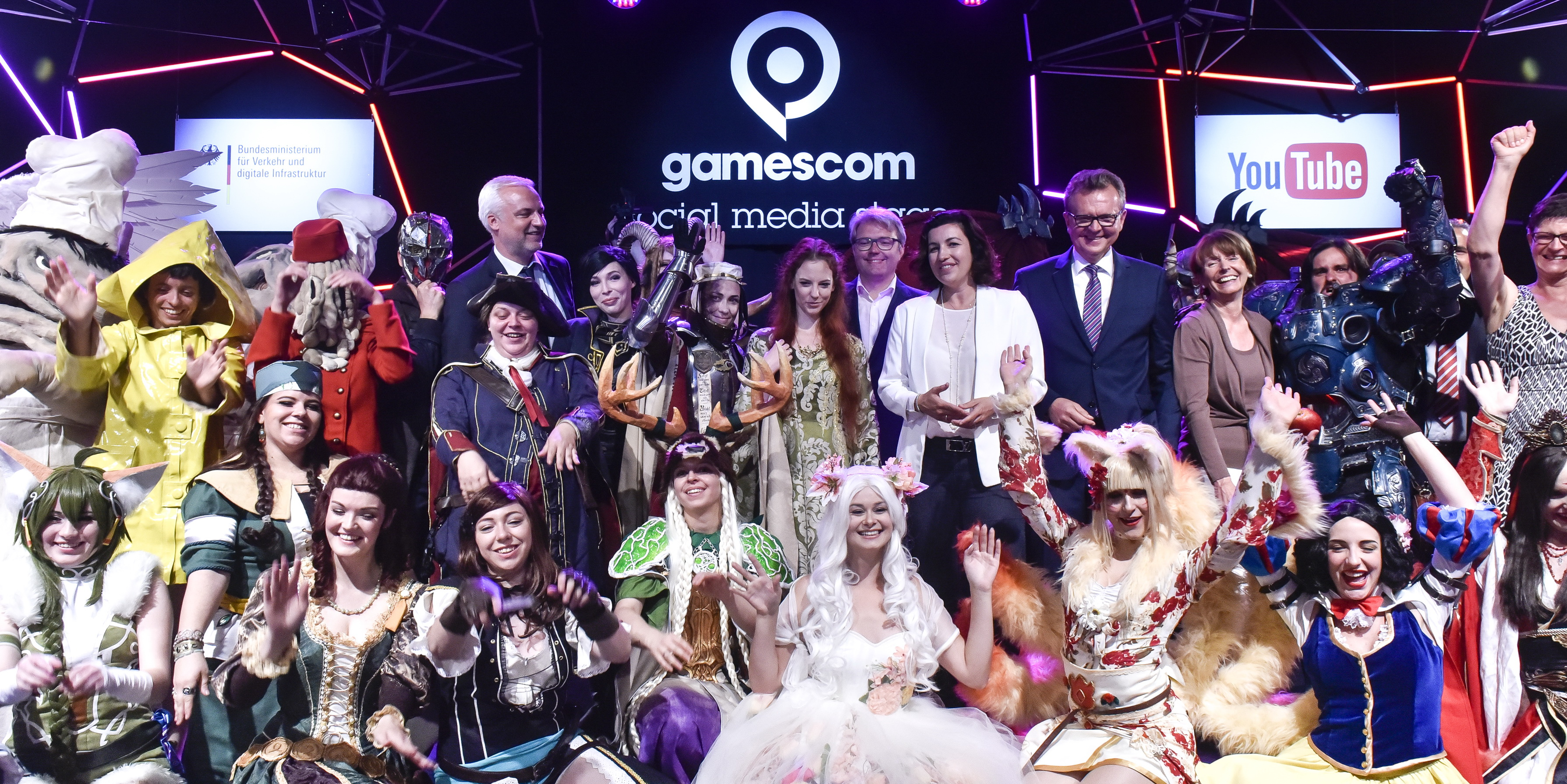 Gamescom 2017 | Euro Palace Casino Blog