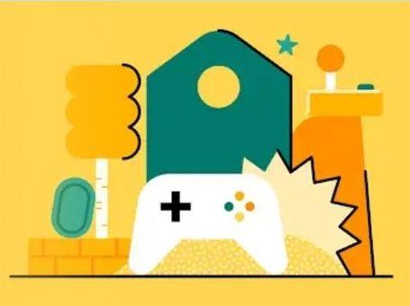 Ein Gelber Banner Im Google Play Store Bedeutet Geschenktes Guthaben