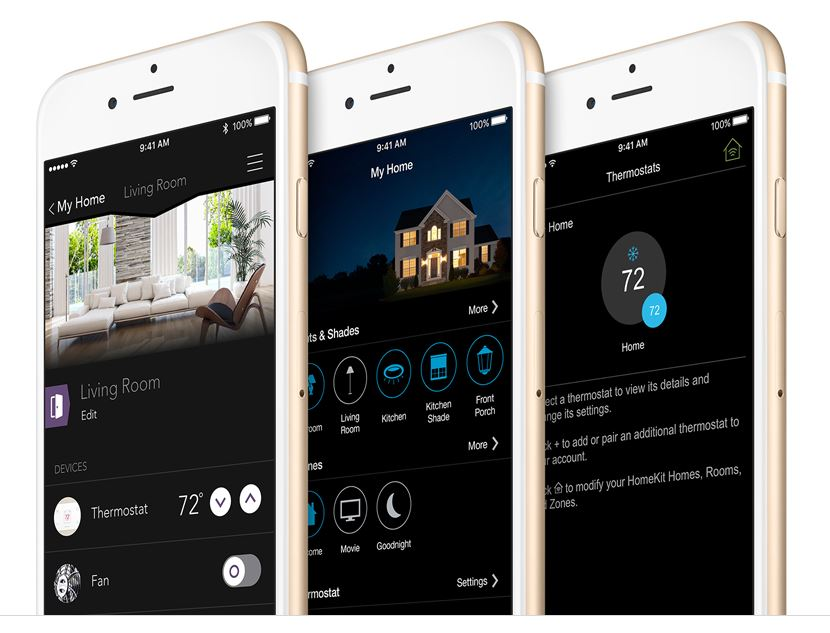 apple zentrale homekit app in ios 10. Black Bedroom Furniture Sets. Home Design Ideas