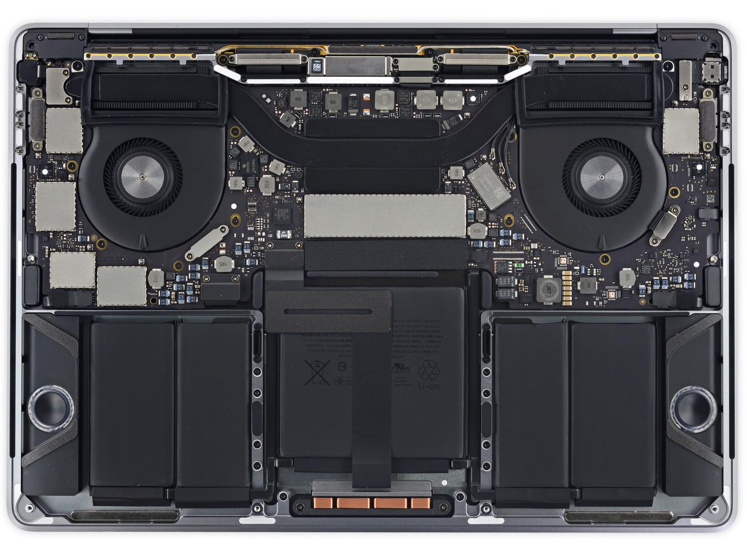 apple macbook pro 13 touch bar zum zerlegen eine katastrophe news. Black Bedroom Furniture Sets. Home Design Ideas