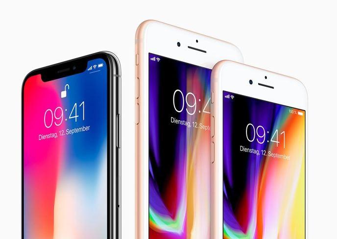 IPhone-X-Absatz schwächelt: Aktien von Apple-Zulieferern unter Druck
