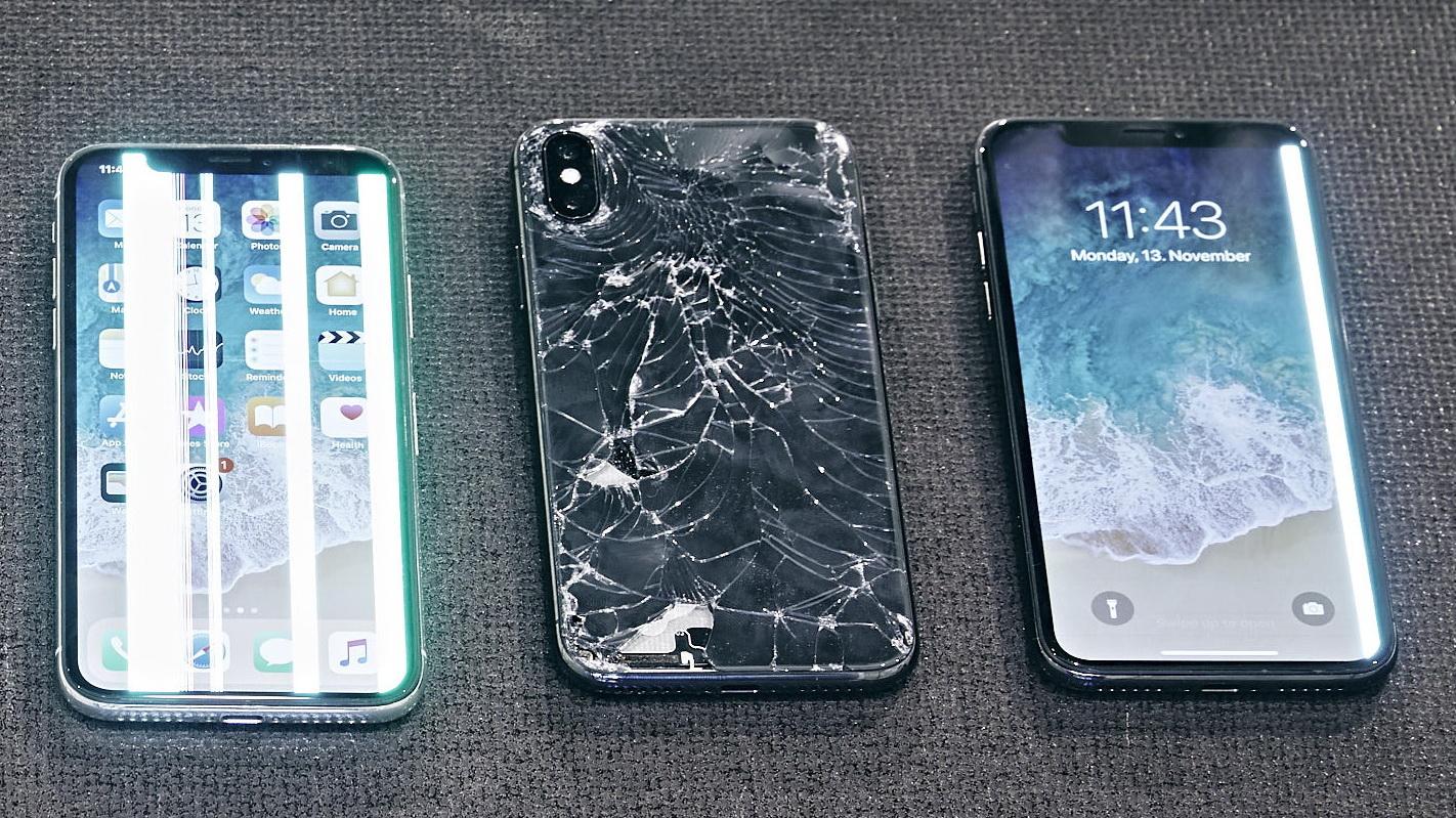 IPhone X ist das