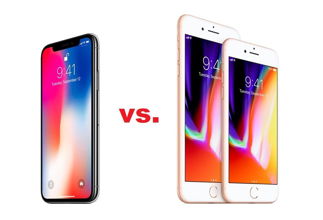 Iphone 8 plus gegen iphone x tauschen