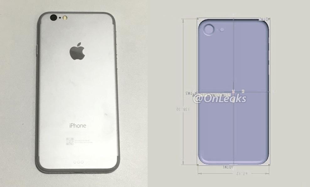 iphone 7 von zeichnungen und dummy covers   notebookcheck